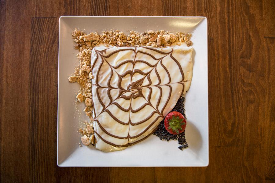 Λευκή Σοκολάτα με Μπισκότο